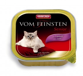 Animonda Cat Vom Feinsten Senior mit Lamm 100 g