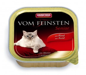 Animonda Cat Vom Feinsten Senior mit Rind 100 g