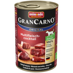 Animonda Dog Gran Carno Original Adult Multifleisch Cocktail 400 g