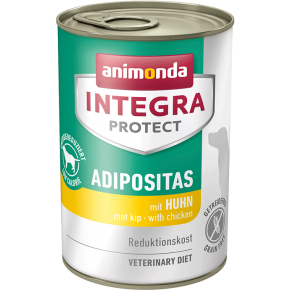 Animonda Dog Integra Protect Adipositas Adult mit Huhn 400 g