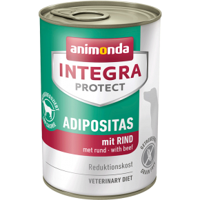 Animonda Dog Integra Protect Adipositas Adult mit Rind 400 g