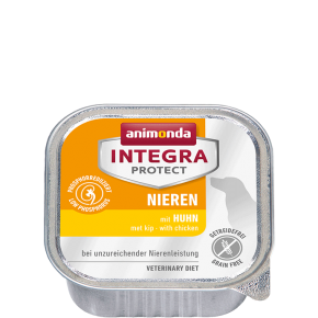 Animonda Dog Integra Protect Nieren Adult mit Huhn 11 x 150 g