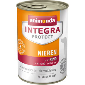 Animonda Dog Integra Protect Nieren Adult mit Rind 6 x 400 g