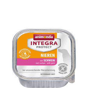 Animonda Dog Integra Protect Nieren Adult mit Schwein 11 x 150 g