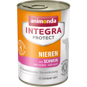 Animonda Dog Integra Protect Nieren Adult mit Schwein 400 g