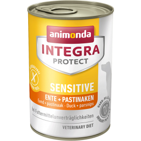 Animonda Dog Integra Protect Sensitive Adult Ente & Pastinaken 400 g