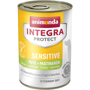 Animonda Dog Integra Protect Sensitive Adult Pute & Pastinaken 400 g