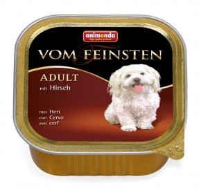 Animonda Dog Vom Feinsten Forest mit Hirsch 150 g