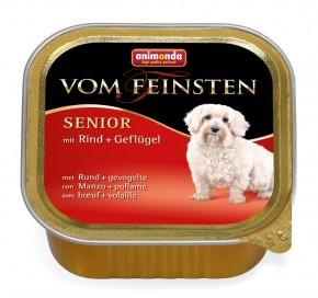 Animonda Dog vom Feinsten Senior Rind und Geflügel 150 g