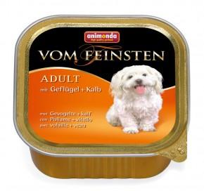 Animonda Dog vom Feinsten Adult Geflügel und Kalb 150 g