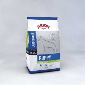 Arion Original Puppy Large Breed Chicken & Rice 12 kg (SPARTIPP: unsere Staffelpreise)