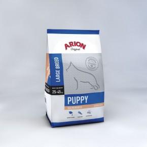 Arion Original Puppy Large Breed Salmon & Rice 3 kg oder 12 kg (SPARTIPP: unsere Staffelpreise)