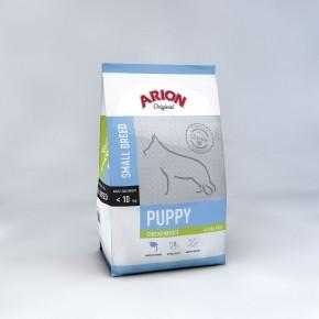 Arion Original Puppy small Breed Chicken & Rice 3 kg oder 7,5 kg (SPARTIPP: unsere Staffelpreise)