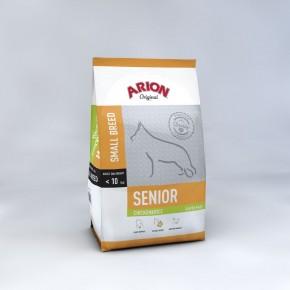 Arion Original Senior Small Breed Chicken & Rice 3 kg oder 7,5 kg (SPARTIPP: unsere Staffelpreise)
