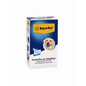 Bay-o-Pet Kaustreifen mit Geflügel 6 x 140 g