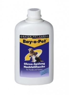 Bay-o-Pet Ohren Spülung für Hunde und Katzen Nachfüllpackung 250 ml