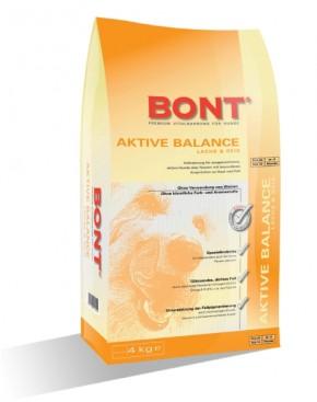 BONT Active Balance mit Lachs und Reis 4 kg oder 15 kg (SPARTIPP: unsere Staffelpreise)