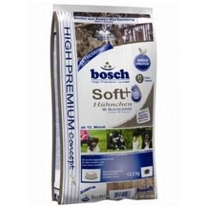 Bosch HPC Soft Hühnchen & Banane 2,5 kg oder 12,5 kg (SPARTIPP: unsere Staffelpreise)