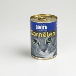 Bozita Cat mit Garnelen 20 x 410 g