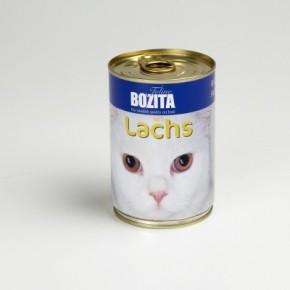 Bozita Cat mit Lachs 410 g