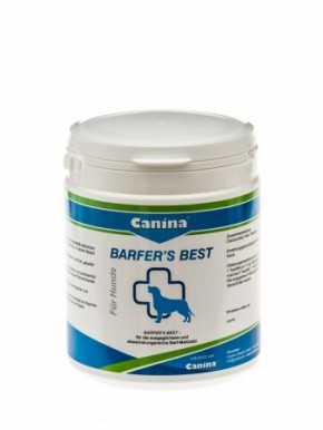 Canina Barfers Best 180 g, 500 g oder 2 kg