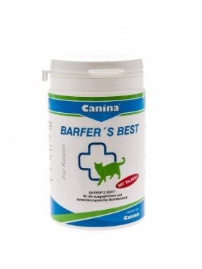 Canina Barfers Best for Cats 180 g oder 500 g