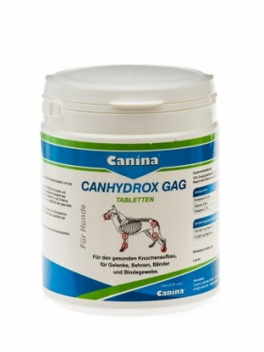 Canina Canhydrox GAG Tabletten 100 g, 200 g, 600 g oder 2 kg