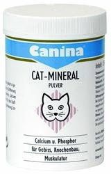 Canina Cat Mineral Pulver 75 g oder 150 g