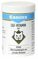Canina Cat Vitamin Tabs 125 g
