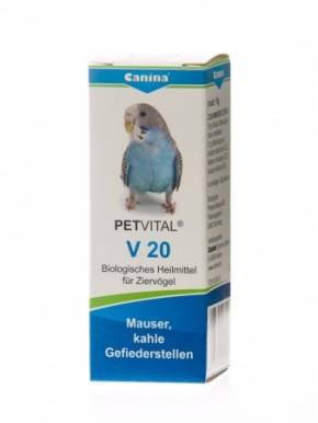 Canina PETVITAL V Linie 20, 10 g
