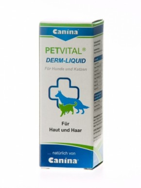 Canina Petvital Derm Liquid 25 ml