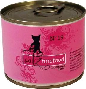 Catz finefood No. 19 Lamm & Büffel 85 g, 200 g, 400 g oder 800 g