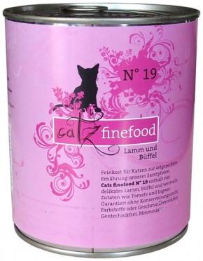 Catz finefood No. 19 Lamm & Büffel 6 x 800 g