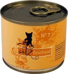Catz finefood No. 7 Kalb 85 g, 200 g, 400 g oder 800 g