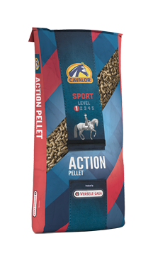Cavalor Action Pellet Allround 25 kg