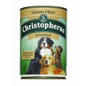 Christopherus Schonkost Lamm und Reis Dose 400 g