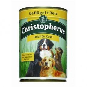 Christopherus leichte Kost Geflügel und Reis Dose 400 g