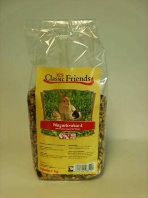 Classic Friends Nagerkrokant 3 kg oder 25 kg