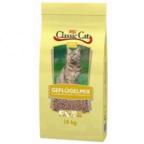 Classic Cat Geflügelmix 3 kg oder 10 kg (SPARTIPP: unsere Staffelpreise)