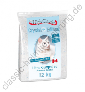 Classic Cat Katzenstreu High Crystal Edition 12 kg