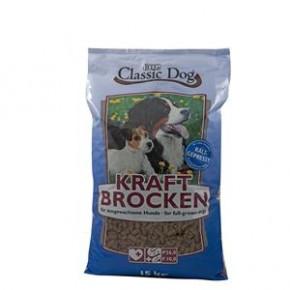 Classic Dog Kraftbrocken 5 kg oder 15 kg (SPARTIPP: unsere Staffelpreise)