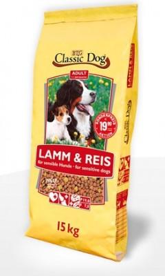 Classic Dog Lamm und Reis 4 x 15 kg (Staffelpreis)