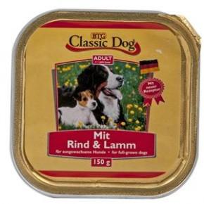 Classic Dog mit Rind und Lamm 20 x 150 g