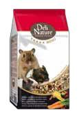 Deli Nature 5 Sterne Menu Mäuse, Rennmäuse und (Zwerg)Hamster 750 g