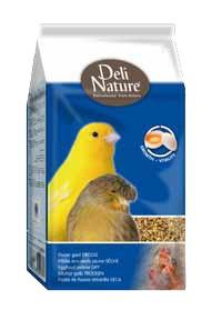 Deli Nature Eifutter gelb trocken 4 x 1 kg