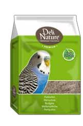 Deli Nature Wellensittich Premium 5 x 1 kg oder 4 kg