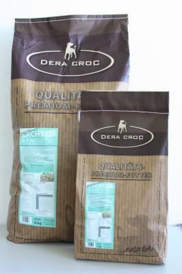 Dera Croc Lachs und Kartoffel 3 kg oder 15 kg (SPARTIPP: unsere Staffelpreise)