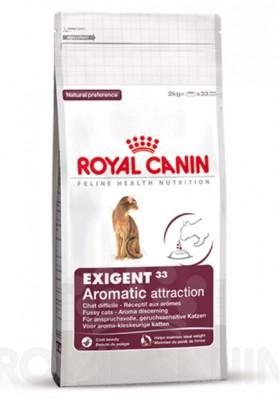 Royal Canin Feline Exigent 33 aromatic attraction 400 g, 2 kg, 4 kg oder 10 kg (SPARTIPP: unsere Staffelpreise)