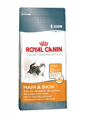 Royal Canin Feline Care Hair & Skin 400 g