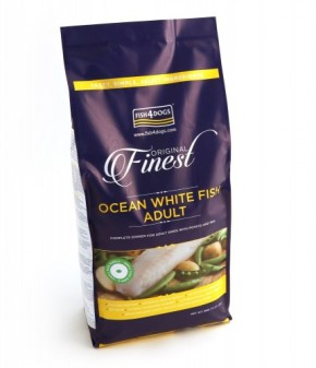 Fish4Dogs Finest Ocean White Fish Adult Small Bite 1,5 kg oder 6 kg (SPARTIPP: unsere Staffelpreise)